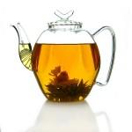 Jewel Glass Teapot