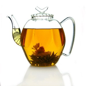 Jewel Glass Teapot