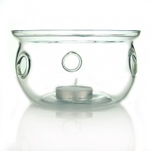 Glass Candle Warmer