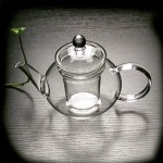 Premium 600ml Glass Teapot