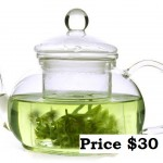 800ml Glass teapot Price