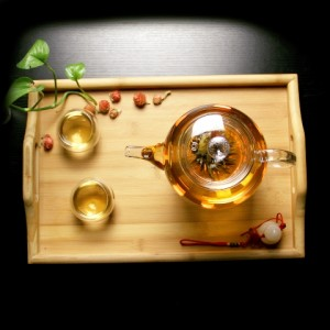 Complements Glass Teaware