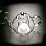 Traditional 1100 Glass Tea Pot