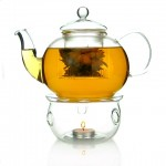 Traditional Teapot with Warmer
